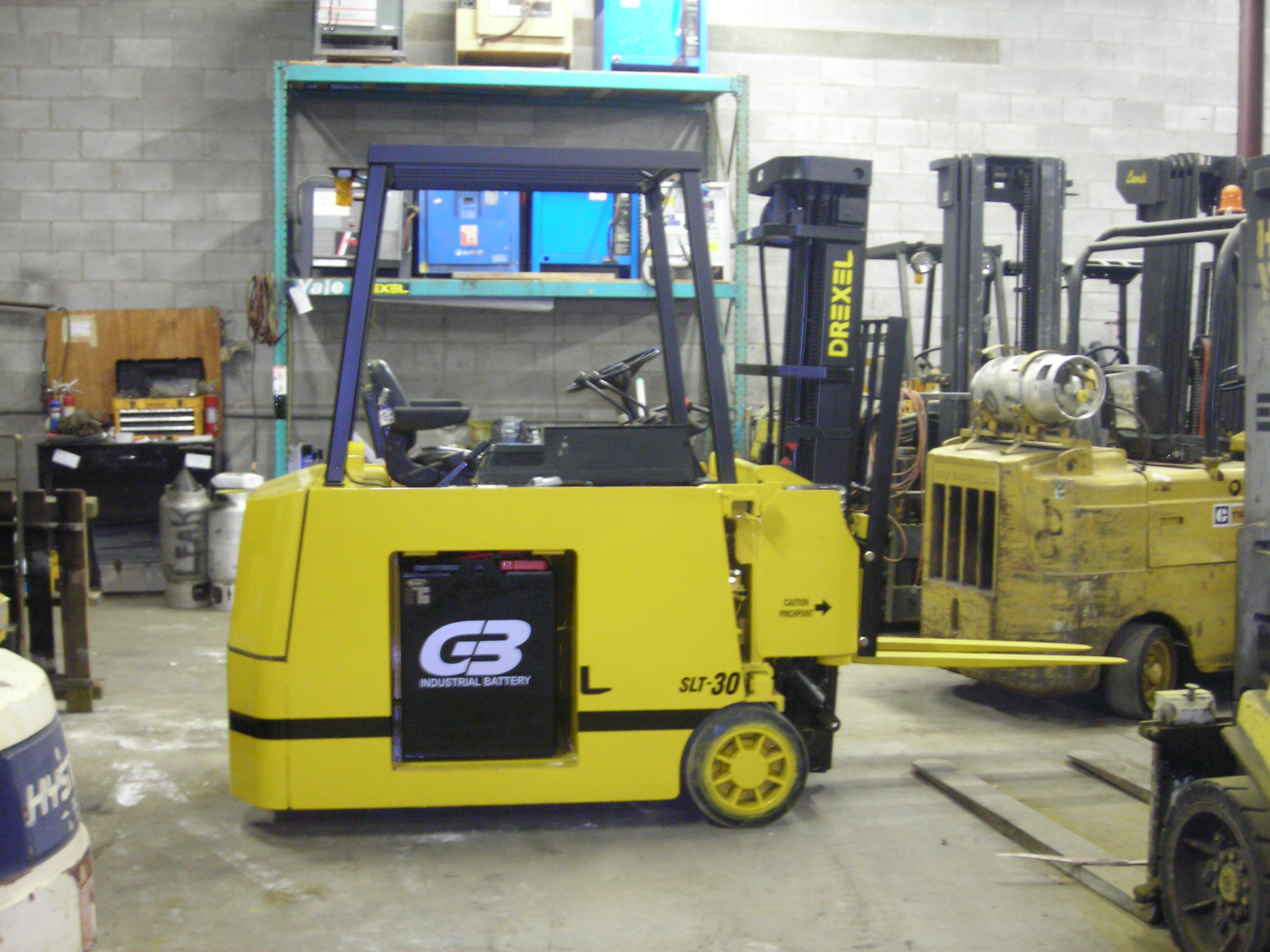 Forklift Battery Price List New Reconditioned Lift Truck Hyster 30 Wiring Diagram Batteries 36v 48v